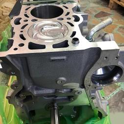 LR030748 Yarım Motor Blok  Evoque Disc.Sport Freelander-2